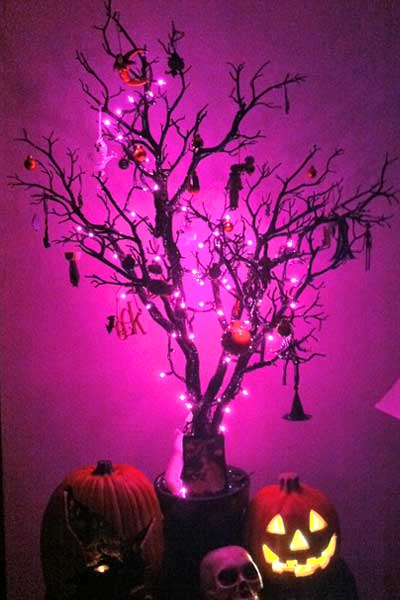 Halloween Blogflash: My Halloween Tree
